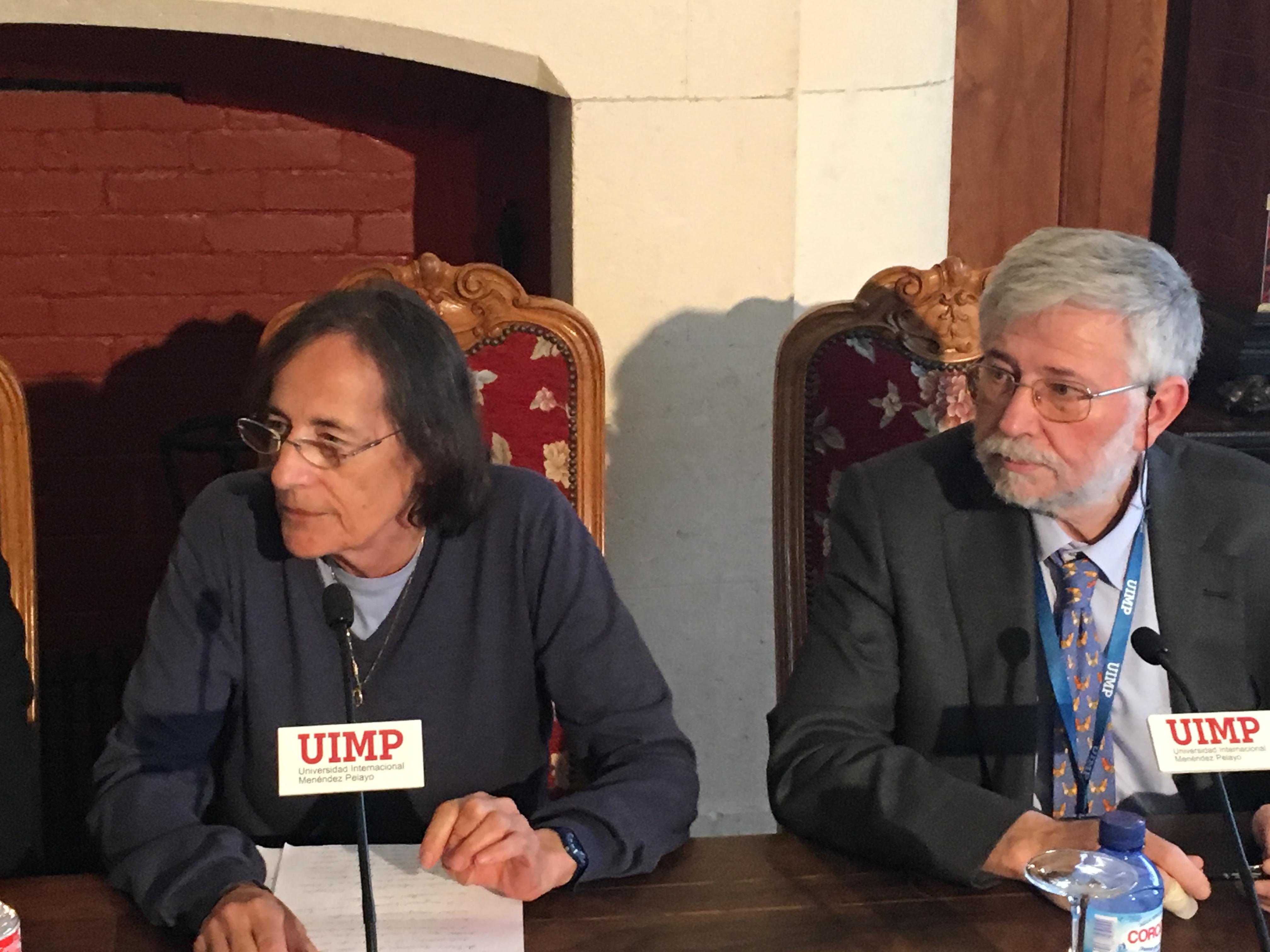 """Curso """"De Hipercor A Ermua"""" En La UIMP De Santander"""