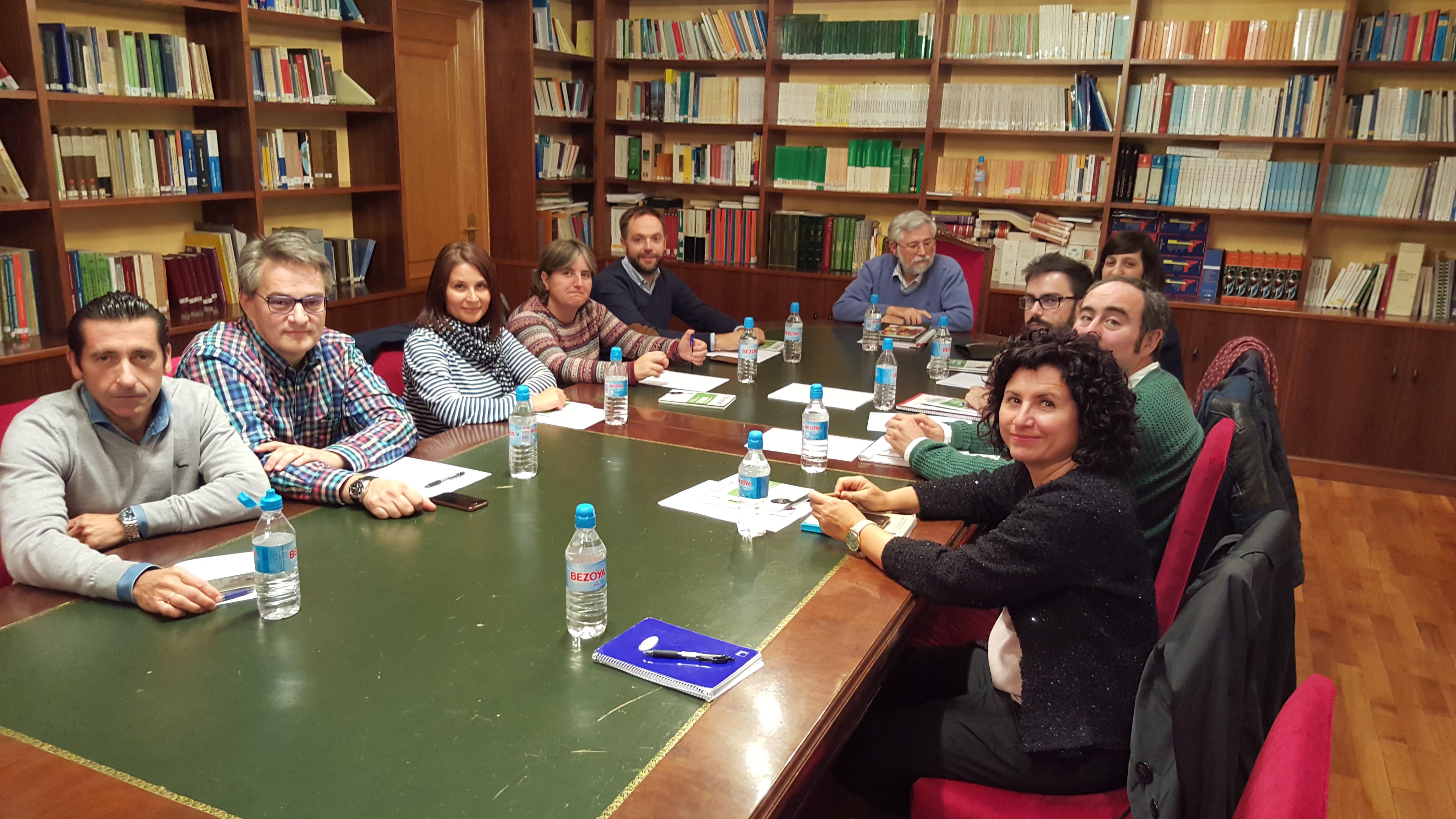 Reunión Con El Foro De Asociaciones De Educación En Derechos Humanos Y Por La Paz