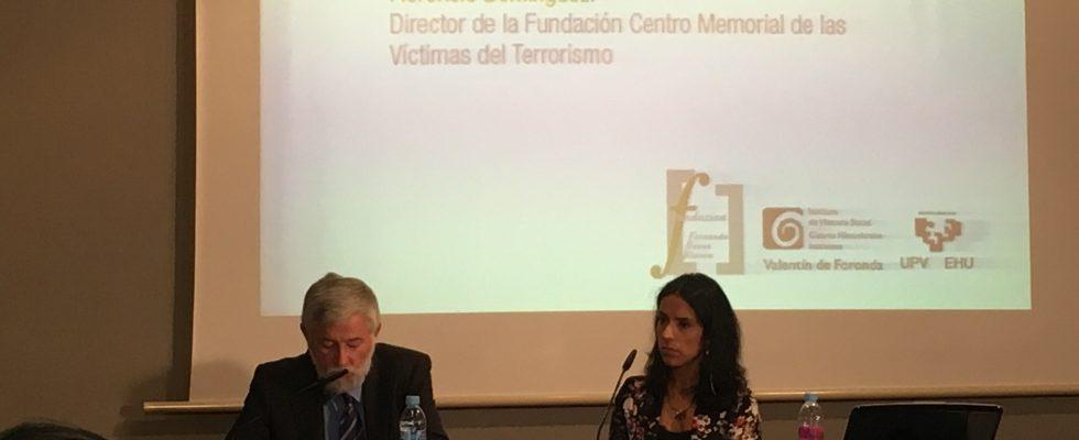 Participación En El XV Seminario Fernando Buesa