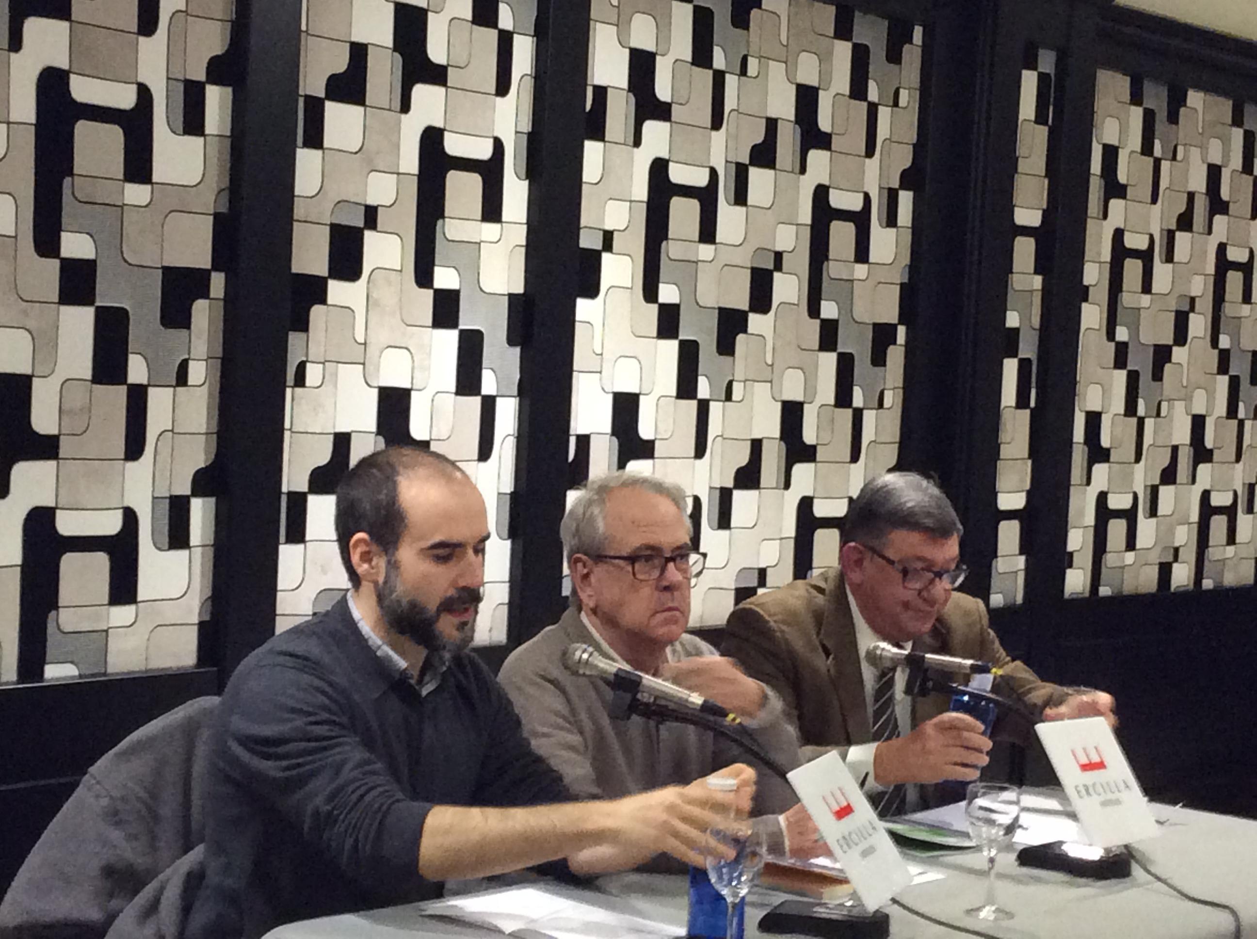 """Presentación En Bilbao De """"Historia Del Terrorismo Yihadista"""" De Juan Avilés"""
