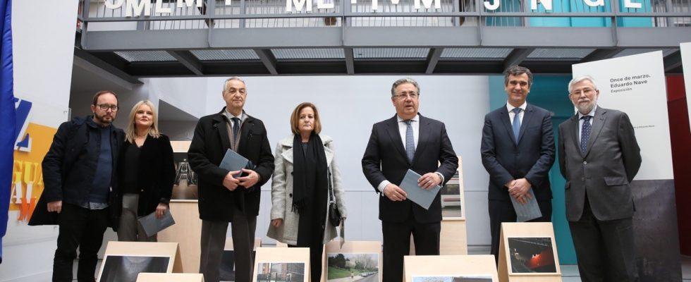 Inauguración De La Exposición Once De Marzo En Guadalajara