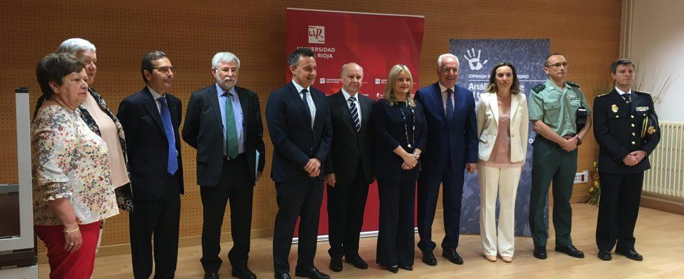 """Jornada """"Análisis Sobre El Terrorismo Nacional E Internacional"""" En La Universidad De La Rioja"""
