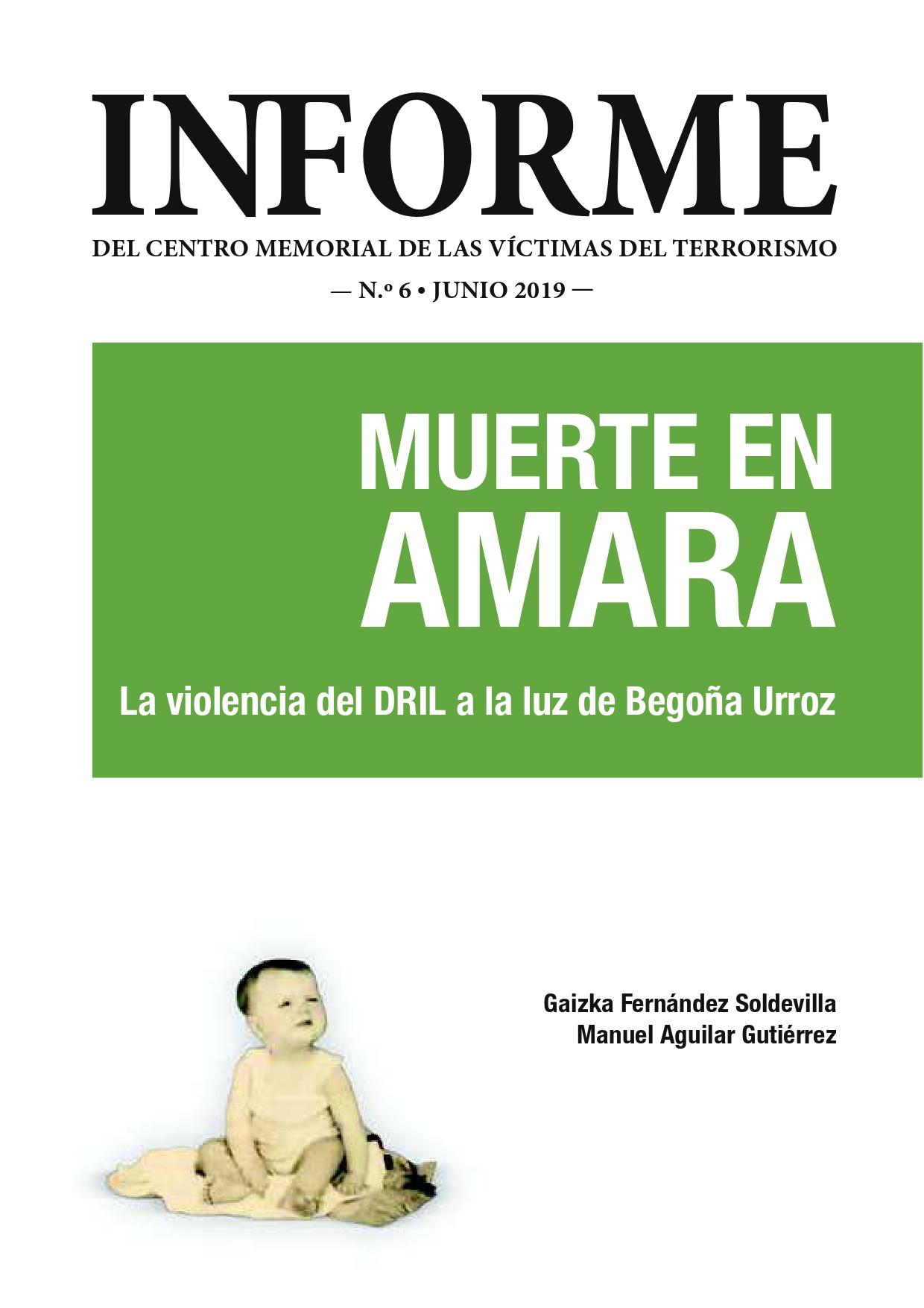 PODCAST DEL CENTRO MEMORIAL SOBRE EL CASO BEGOÑA URROZ