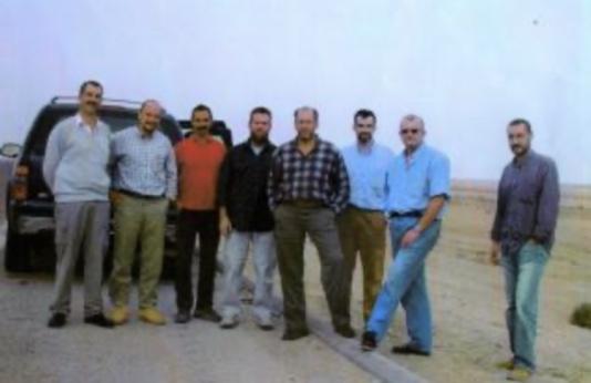 PODCAST DEL CENTRO MEMORIAL EN RECUERDO DE LOS AGENTES DEL CNI ASESINADOS EN IRAK EN 2003