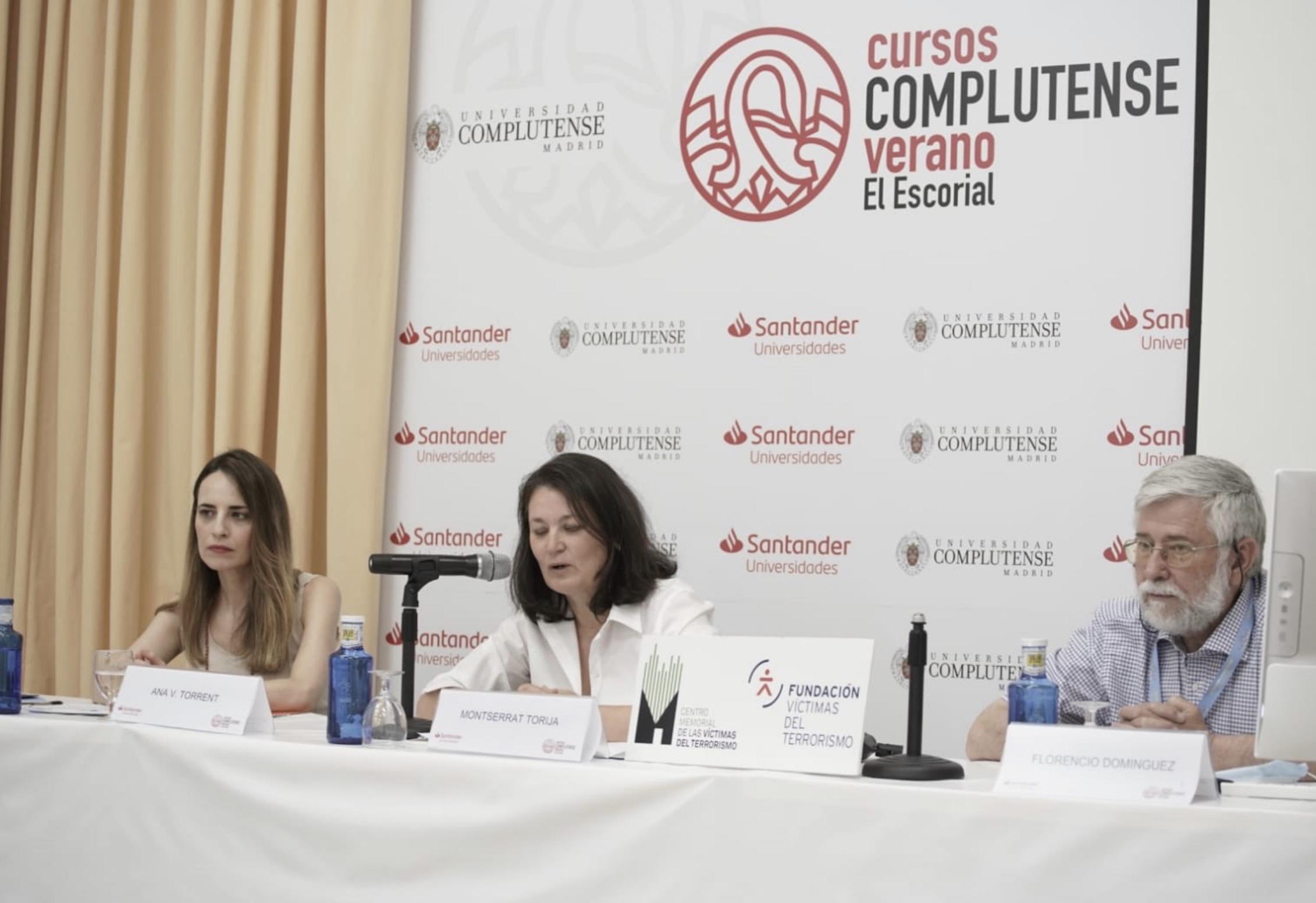 """Curso De Verano """"El Yihadismo Global En Transición"""" En El Escorial Con La FVT"""