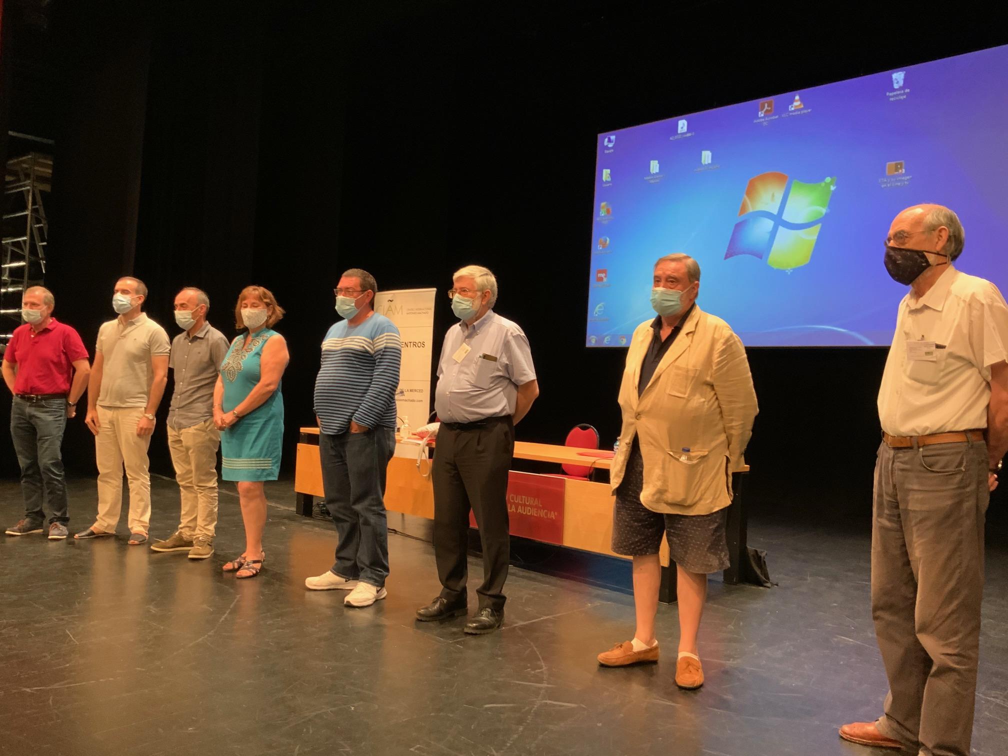 """Curso """"Tiempo De Contar"""" Con El Centro Internacional Antonio Machado En Soria"""