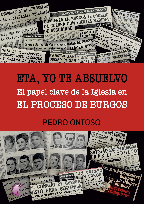 """Podcast Del Memorial Del Libro """"ETA, YO TE ABSUELVO"""" De Pedro Ontoso"""