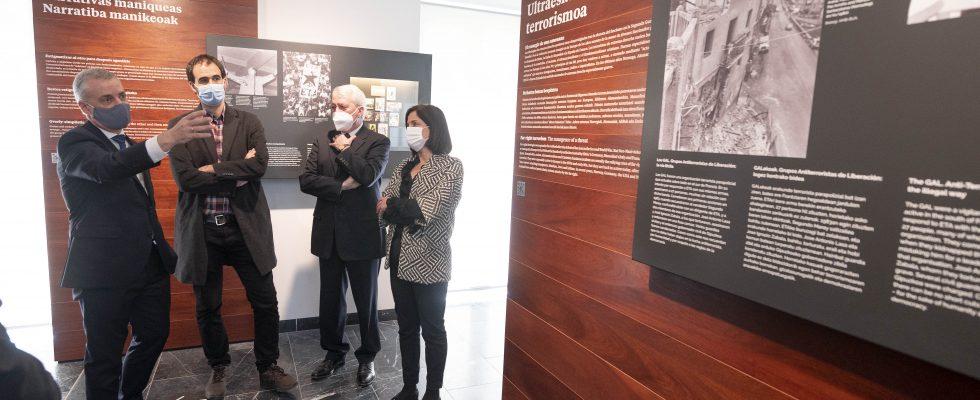 El Lehendakari Iñigo Urkullu Visita El Memorial De Las Víctimas Del Terrorismo