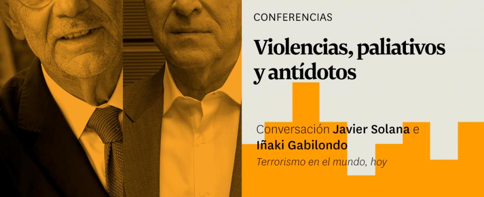 Conversación En El Canal YouTube Del Memorial Entre Javier Solana E Iñaki Gabilondo. Ciclo Inaugural.